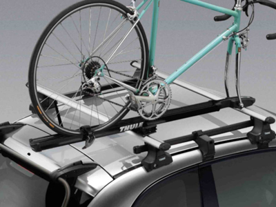 2014 Fiat 500L-Pop Bicycle Carrier, Roof-Mount TCOES599